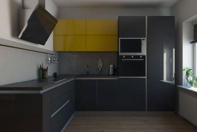"""Кухня Alvic Luxe """"Жозефина"""""""